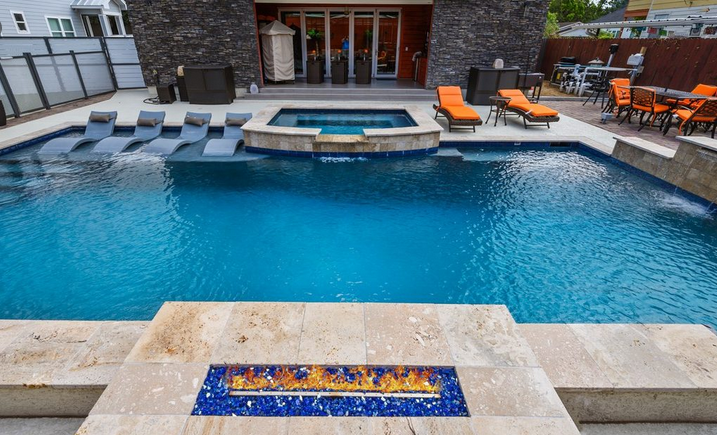 The pool contractors will make your dreams come true