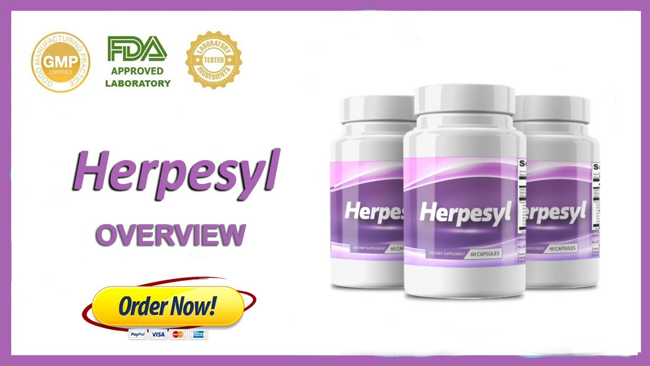 Best Things To Know About Herpesyl