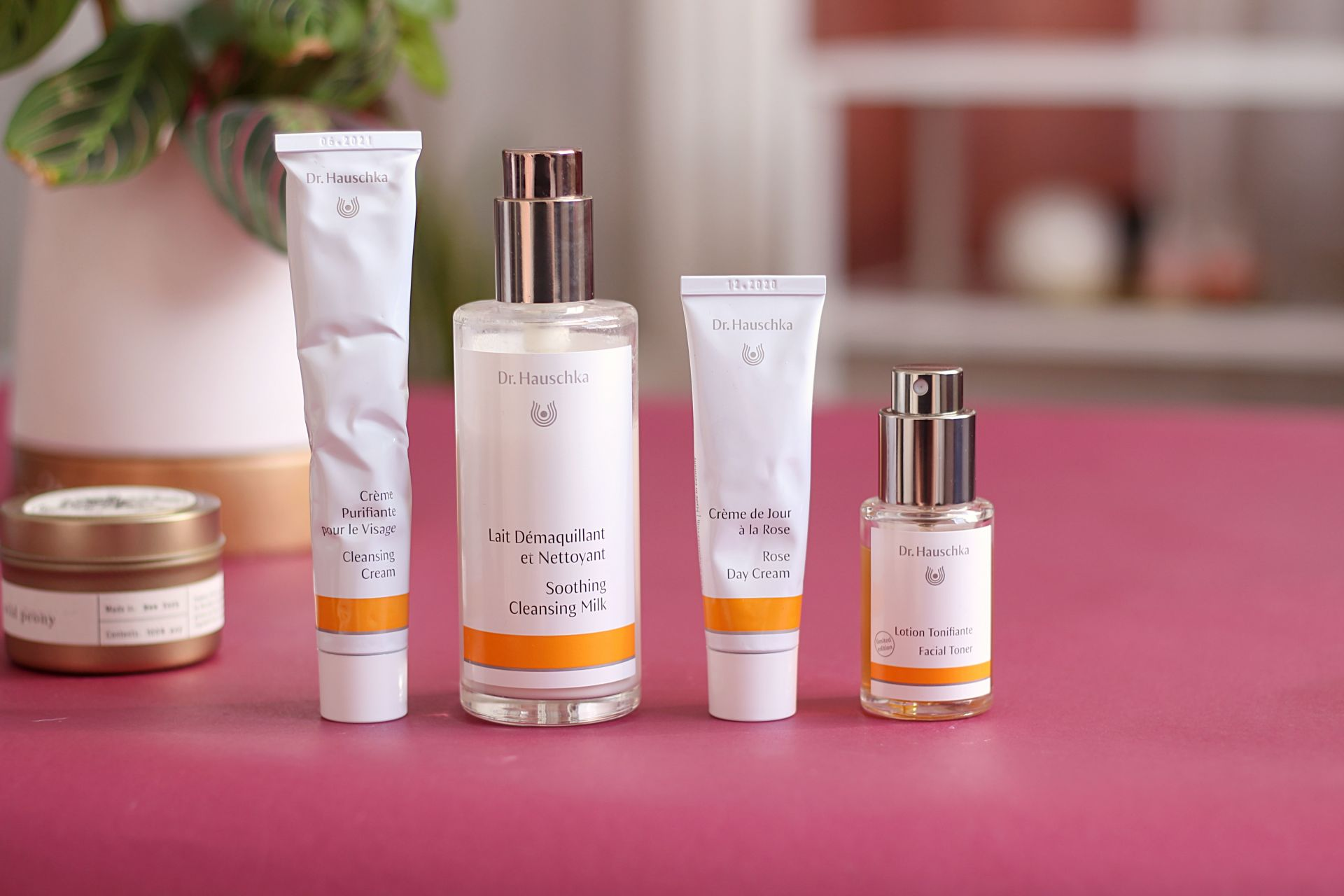 Use Natural Skin Care Products for the Skin