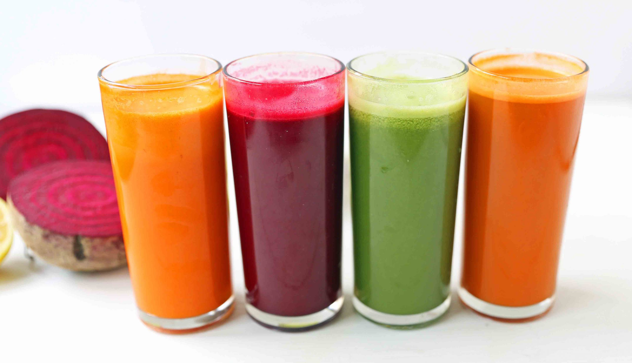 Your Guide To Help You Decide Whether To Give Juice Detox A Shot