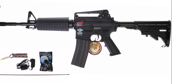 Discover what the benefits of Airsoft sniper for you to use in sport are