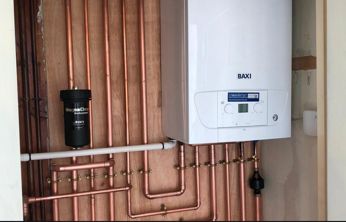 How To Do A New Boiler Installation