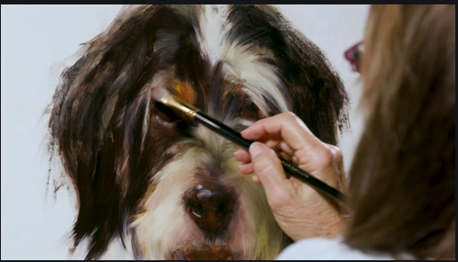 Buy a pet portrait at a very affordable and personalized price