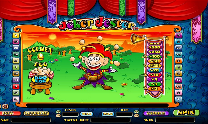 More To Know About Joker Slot Games