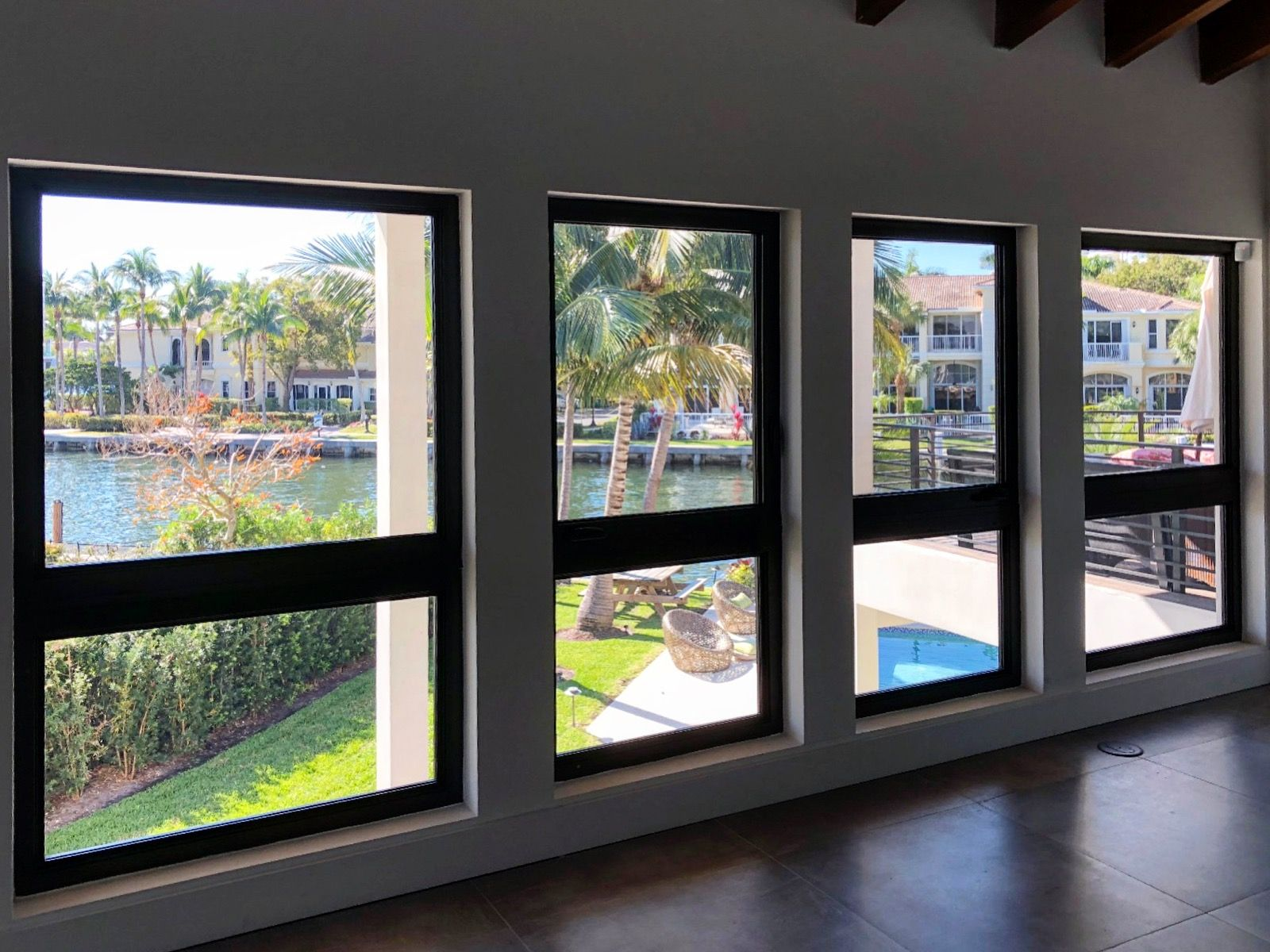 Impact windows Florida high security for the home