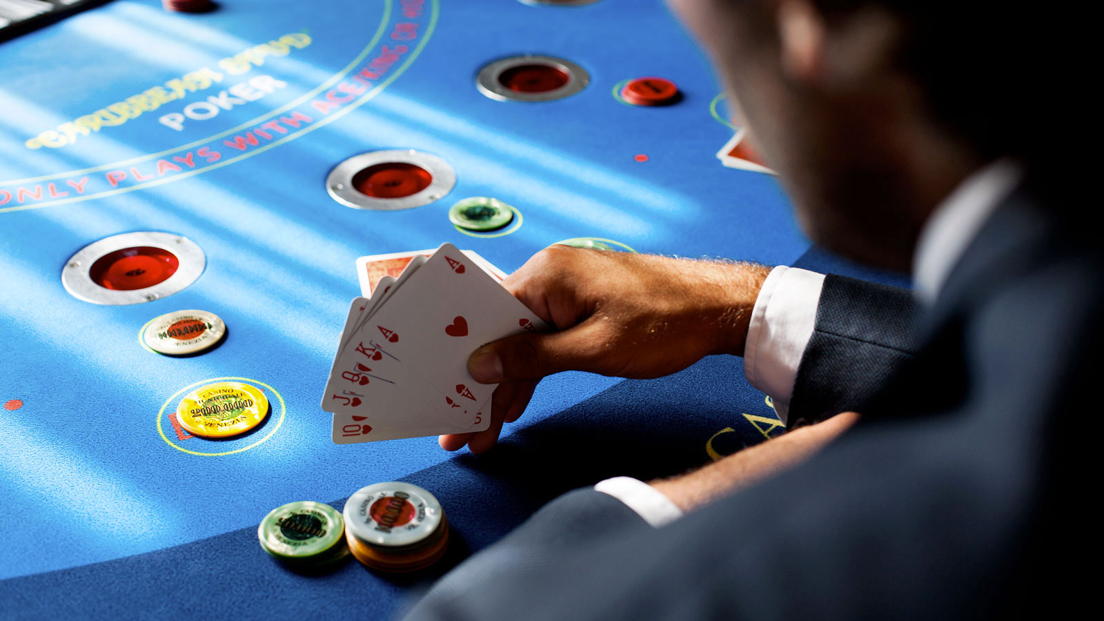 All About Casinos Without Break