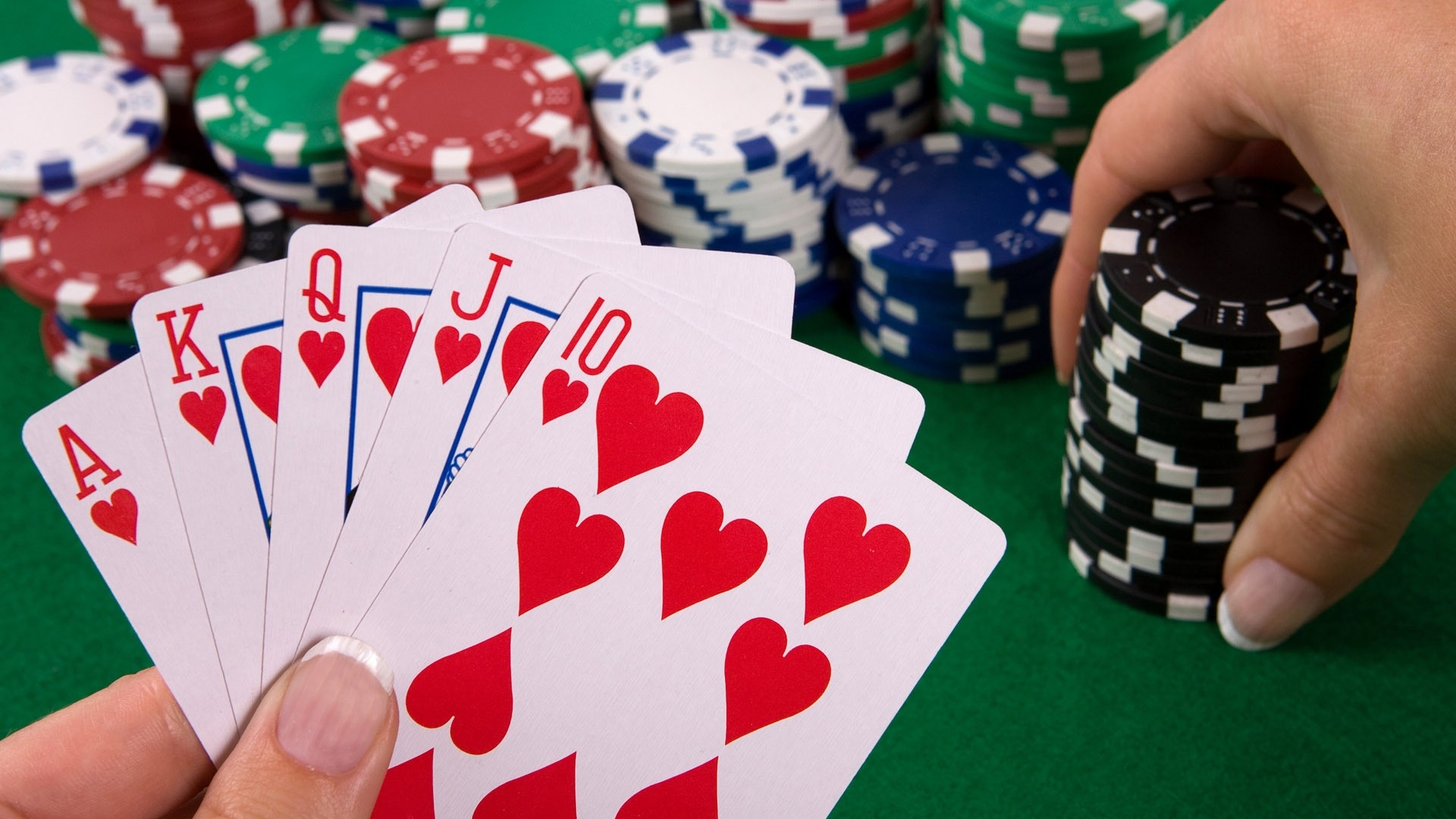 Conversation around the versions in the poker online game