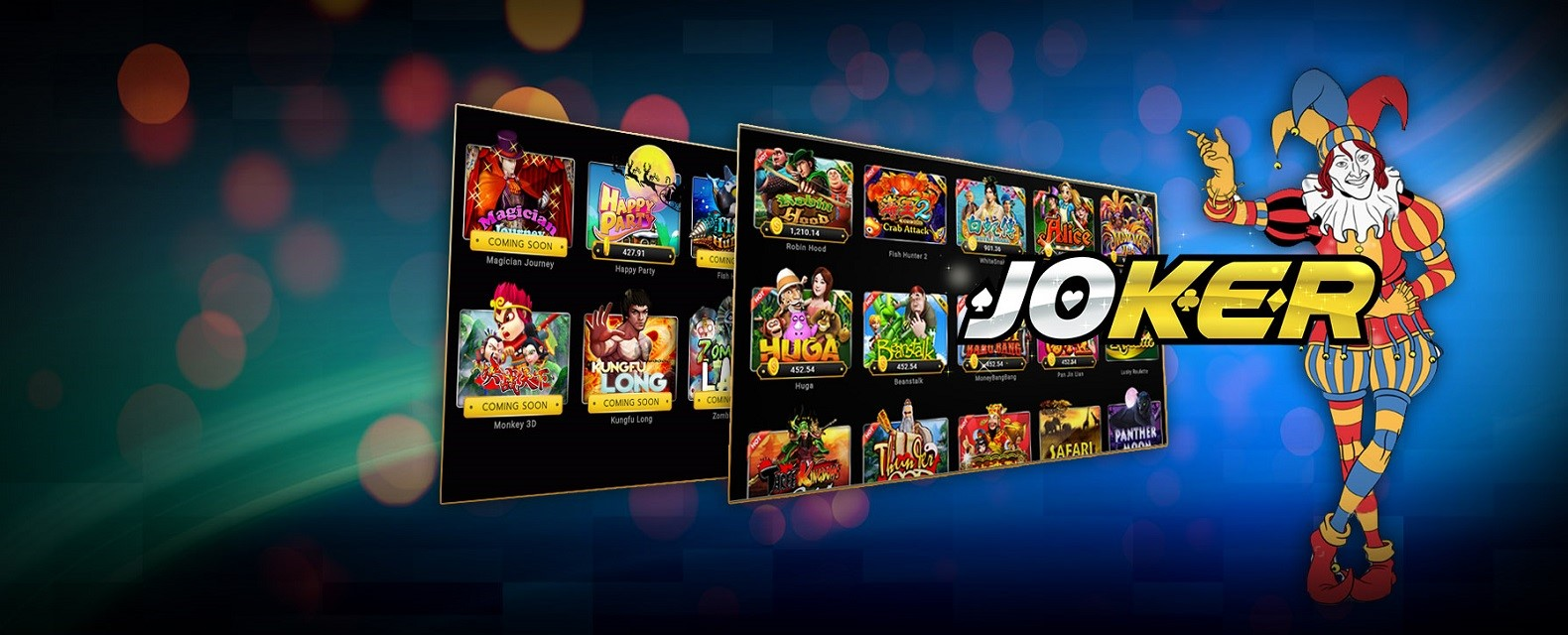 Want to play gambling matches online? – try joker123!