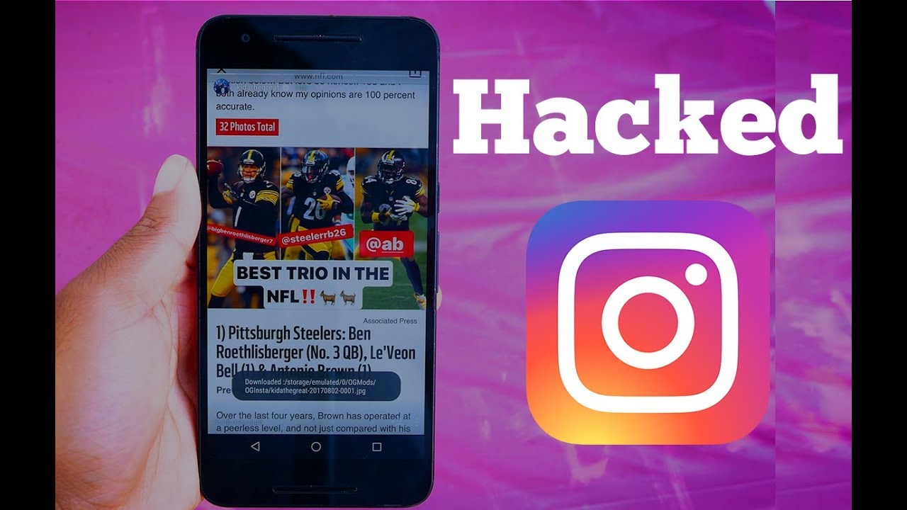 Hacking On InstaPortal