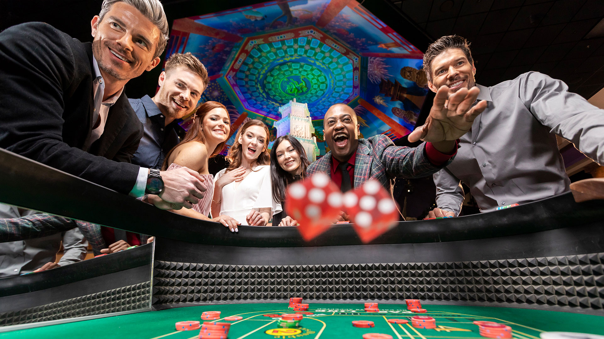 Know the rules of Baccarat (บาคาร่า) and get ready to play.