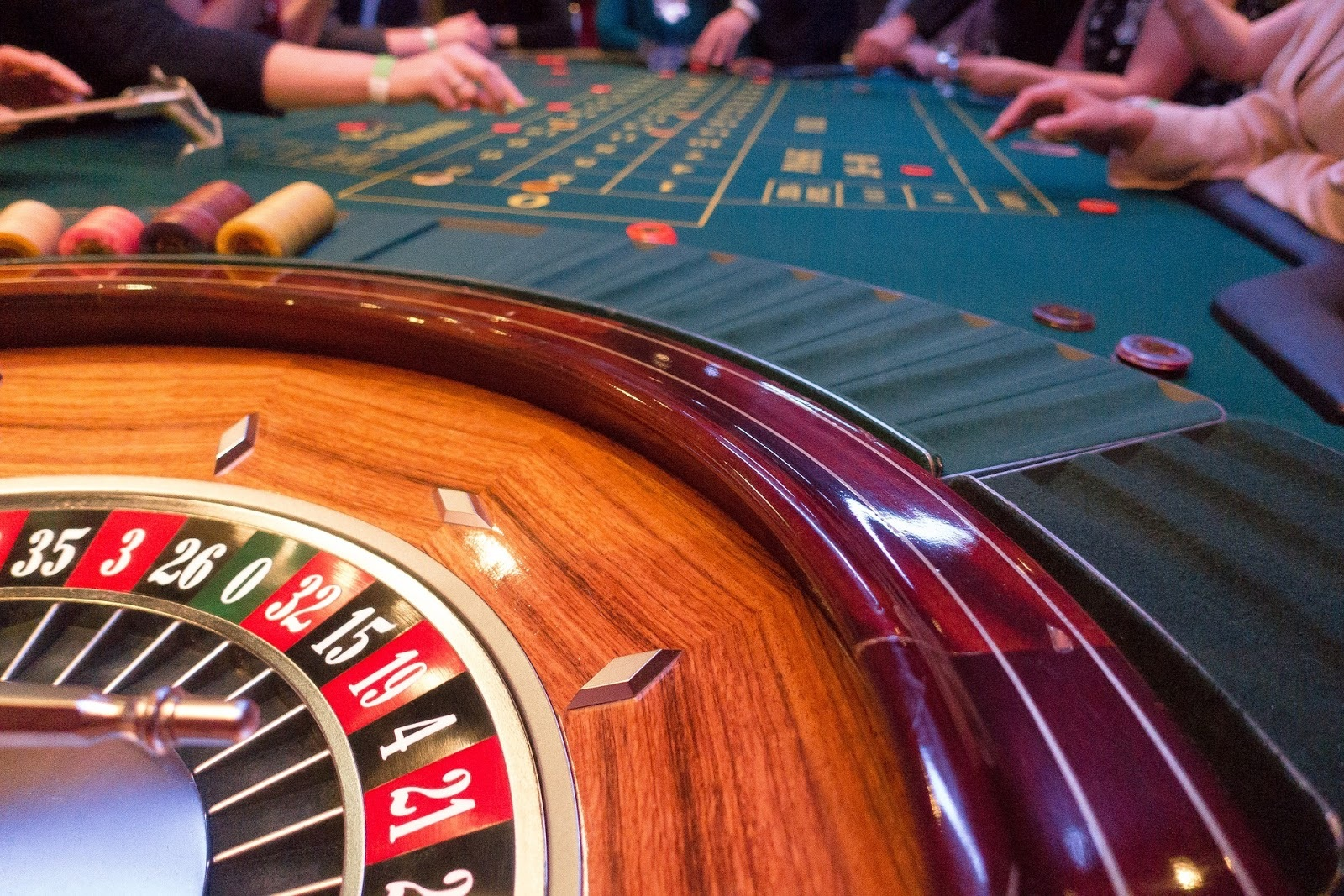 Is The Online Gambling Site I Am Using Legal?