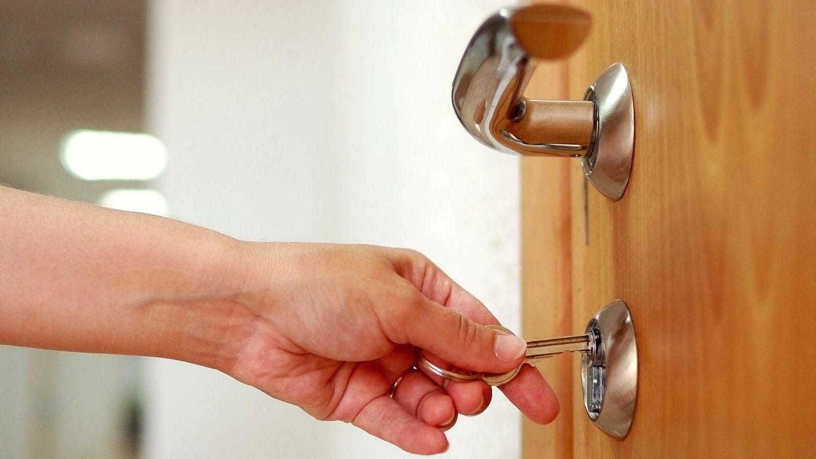 What do locksmiths provide?