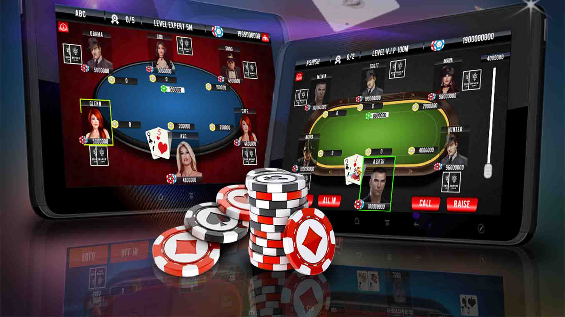 Top 5 reasons for using situs poker online
