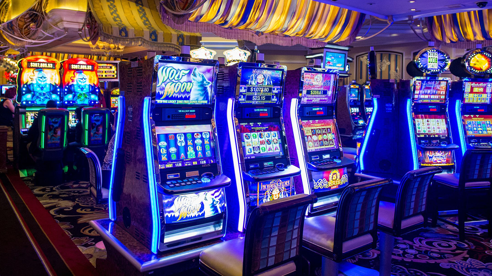 Casino online to multiply your capital