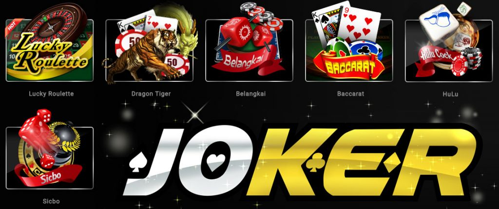 Dive in the internet casino encounter at your home with joker123